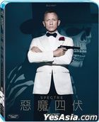 Spectre (2015) (Blu-ray) (Taiwan Version)