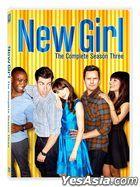 New Girl (DVD) (Ep. 1-23) (The Complete Season Three) (US Version)