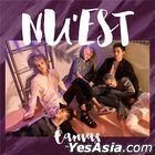 NU'EST Mini Album Vol. 5 - Canvas