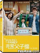 Making Family (2016) (DVD) (Taiwan Version)