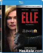 Elle (2016) (Blu-ray) (US Version)