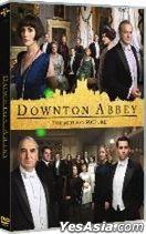 Downton Abbey (2019) (DVD) (Hong Kong Version)