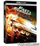 Fast and Furious 5-Movie Collection (4K Ultra HD Blu-ray) (5-Disc) (Korea Version)