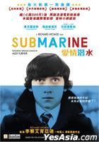 Submarine (2010) (DVD) (Hong Kong Version)