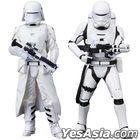 ARTFX+ : First Order Snowtrooper & First Order Flametrooper 2Pack Force Awakens Version 1:10 PVC Pre-painted Kit