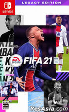FIFA 21 LEGACY EDITION (Japan Version)