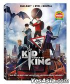 The Kid Who Would Be King (2019) (Blu-ray + DVD + Digital) (US Version)