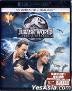 Jurassic World: Fallen Kingdom (2018) (4K Ultra HD + Blu-ray + Digital) (Hong Kong Version)