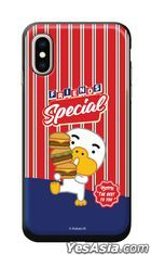 Kakao Friends - Hamburger Slide Card Phone Case (Tube) (iPhone 6+)