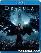 Dracula Untold (2014) (Blu-ray) (Hong Kong Version)