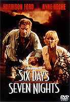 Six Days, Seven Nights (DVD) (Limited Edition) (Japan Version)
