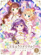 Is the Order a Rabbit? BLOOM Vol.5  (DVD) (Japan Version)