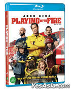 Playing with Fire (Blu-ray) (Korea Version)