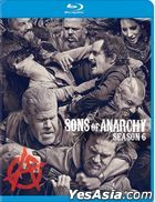 Sons of Anarchy (2009) (Blu-ray) (Sesaon 6) (US Version)