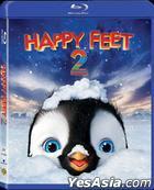 Happy Feet 2 (2011) (Blu-ray) (Hong Kong Version)