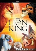 The Lion King (1994) (DVD) (US Version)
