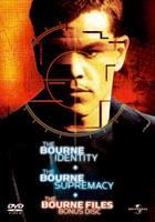 Jason Bourne Special Action Box (DVD) (First Press Limited Edition) (Japan Version)