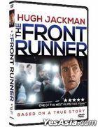 The Front Runner (2018) (DVD) (Hong Kong Version)