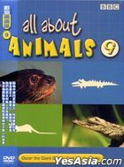 All About Animals 9 (DVD) (Hong Kong Version)