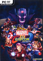 Marvel vs. Capcom: Infinite (DVD Version)