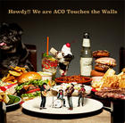 Howdy!! We are ACO Touches the Walls (Normal Edition)(Japan Version)