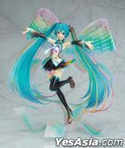 Character Vocal Series 01 : Hatsune Miku 10th Anniversary Ver. Memorial Box 1:7 Pre-painted PVC Figure