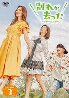 Goodbye to Goodbye (DVD) (Box 2) (Japan Version)