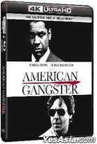 American Gangster (2007) (4K Ultra HD + Blu-ray) (Hong Kong Version)
