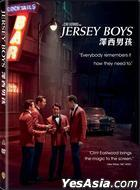 Jersey Boys (2014) (DVD) (Hong Kong Version)