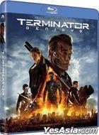 Terminator: Genisys (2015) (Blu-ray) (2D) (Hong Kong  Version)