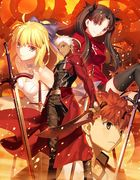 Fate/stay night [Unlimited Blade Works] Blu-ray Disc Box Standard Edition (Japan Version)