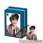 BTS Mini Jigsaw Puzzle & Frame (108 Pieces) (Suga)