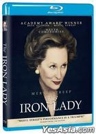 The Iron Lady (2011) (Blu-ray) (Taiwan Version)