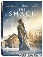 The Shack (2017) (DVD) (US Version)
