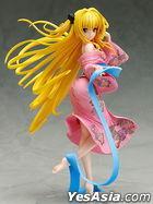 To Love-Ru Darkness : Golden Darkness Yukata Ver. 1:8 Pre-painted PVC Figure