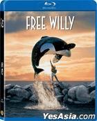 Free Willy (1993) (Blu-ray) (Hong Kong Version)