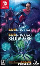 Subnautica + Subnautica Below Zero (Japan Version)