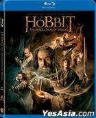The Hobbit: The Desolation of Smaug (2013) (Blu-ray) (Hong Kong Version)