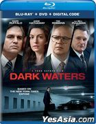 Dark Waters (2019) (Blu-ray + DVD + Digital Code) (US Version)