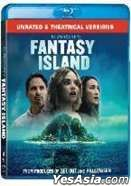 Fantasy Island (2020) (Blu-ray) (Hong Kong Version)