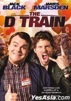 The D Train (2015) (DVD) (Hong Kong Version)