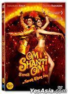 Om Shanti Om (DVD) (Korea Version)