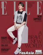 Elle Thailand January 2021