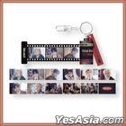 Stray Kids 1st #LoveSTAY [SKZ-X] Official Goods - Flim Photo Keyring