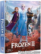Frozen II (Blu-ray) (Steelbook Limited Edition) (Korea Version)