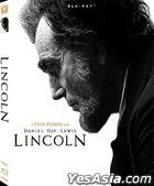 Lincoln (2012) (Blu-ray) (Hong Kong Version)