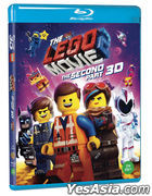 The Lego Movie 2: The Second Part (2D + 3D Blu-ray) (2-Disc) (Korea Version)