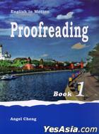 English in Motion Proofreading Book 1