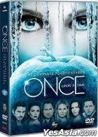 Once Upon A Time (DVD) (The Complete Fourth Season) (Hong Kong Version)