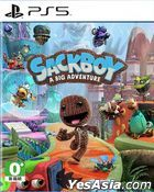 Sackboy A Big Adventure (Asian Chinese Version)